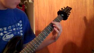 Machine Head - Slanderous Guitar Cover