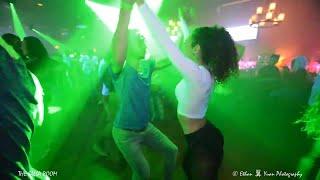 MARCELO TRONCOSO & NOELIA Bachata Social Dance At THE SALSA ROOM