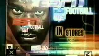Video ESPN NFL Football 2K4   Retro Commercial   Trailer   2003 Sega download MP3, 3GP, MP4, WEBM, AVI, FLV Agustus 2018