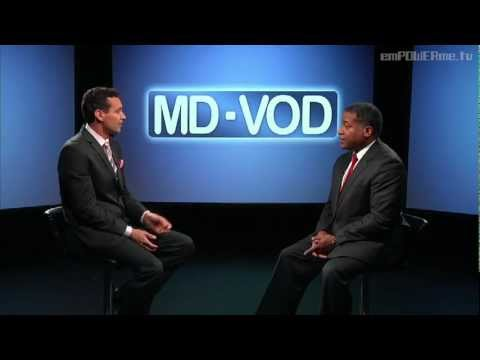 Coronary Artery Disease With Dr. James McPherson : MD-VOD