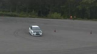 2009/5/24JMRC北東北ジムカーナシリーズ第2戦CLⅢクラス第1ヒート ドライ...