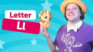 Ll | Fun Phonics | Magicio and Phonics | Made by Red Cat Reading