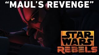 Maul's Revenge - Twin Suns Preview | Star Wars Rebels