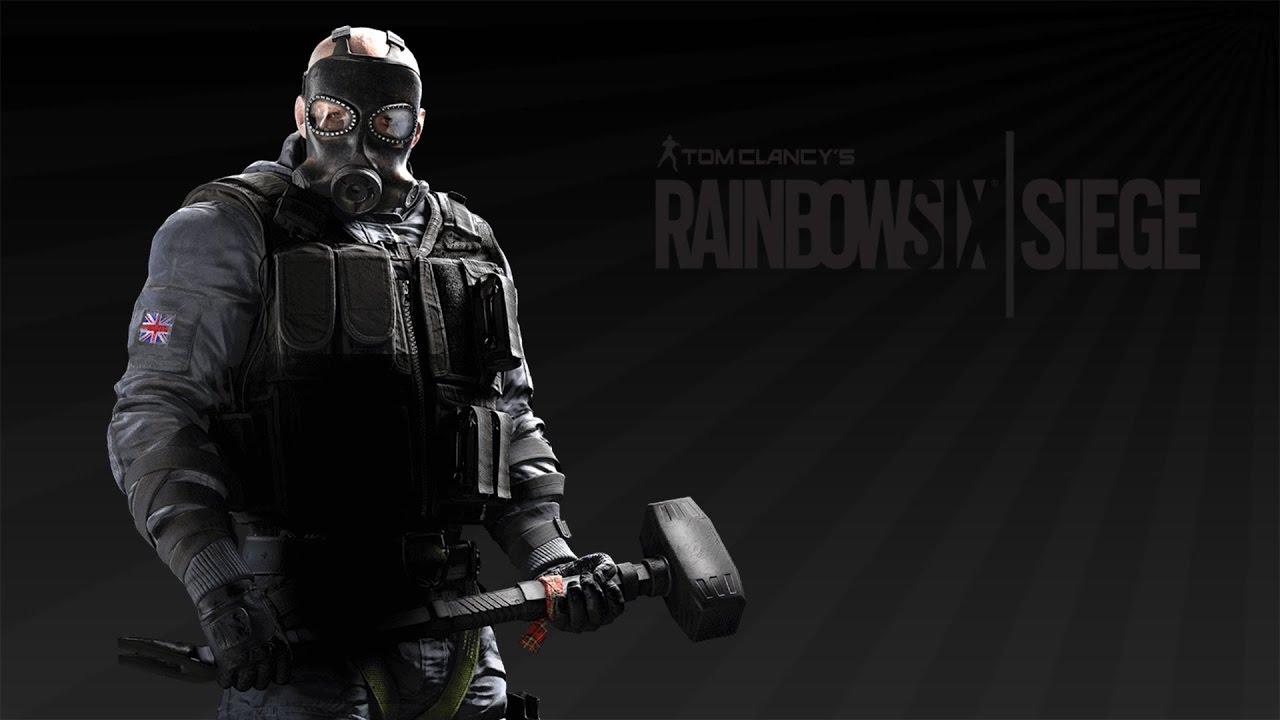 Rainbow Six Siege Sledge Skins