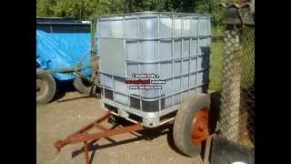 Budowa beczki do gnojowicy z BONUSEM 2013