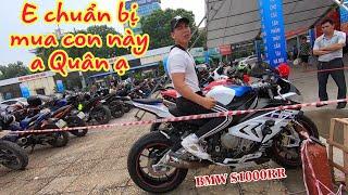 Tới Tài Tử Dự Đám Cưới NaVu Cùng Quân Béo Motor Và Đoàn Xe Moto Gần 100 Xe Các Loại