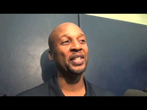 Denver Nuggets Coach Brian Shaw After 1st Day of Training Camp