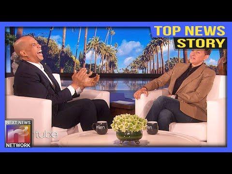 TOP NEWS Cory Booker Reveals SECRET RELATIONSHIP To Ellen - Audience STUNNED
