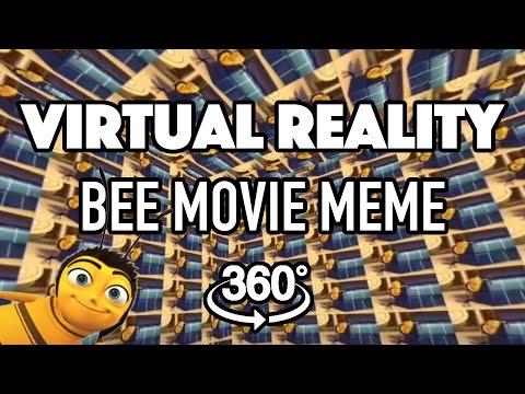 """360° VIRTUAL REALITY: Barry Benson """"ya Like Jazz?"""" 17 Billion Times"""
