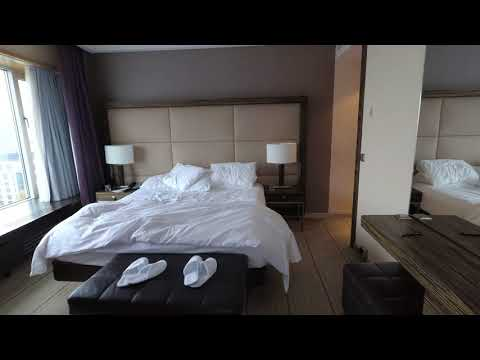 4k - Hilton Frankfurt City Center - Junior Suite
