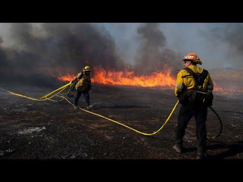 PG&E Power Shutoffs, California Wildfires | Friday morning update
