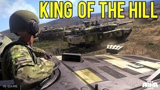 KING OF THE HILL - Arma 3 - Découverte - Avec Antonio Toutoupel [FR]