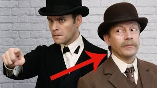 Sherlock Parody [3]: Missing Shoulder