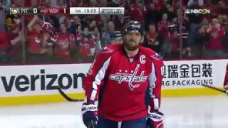 Александр Овечкин набрал 1000-е очко в регулярных чемпионатах НХЛ
