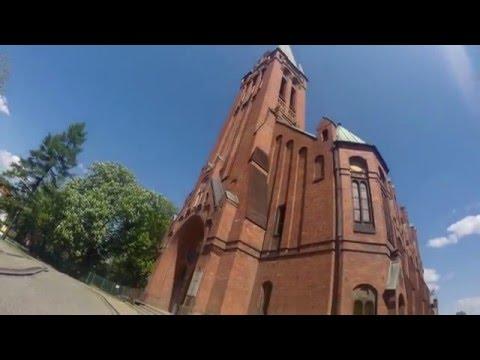 Walking in Bydgoszcz