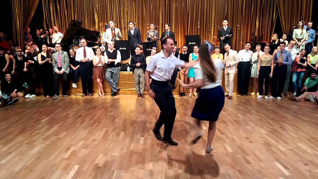 The Snowball 2014 - Invitational Strictly - Jeremy & Laura