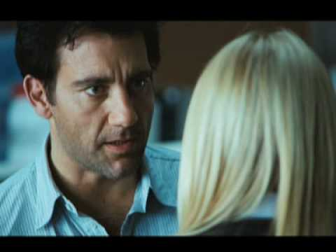 Clive Owen in The International