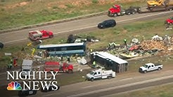 Multiple People Killed After Bus Collides With Semi-Truck In New Mexico | NBC Nightly News
