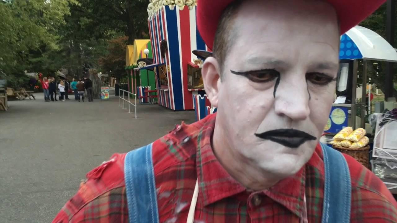 Screeemfest At Canobie Lake Park Youtube