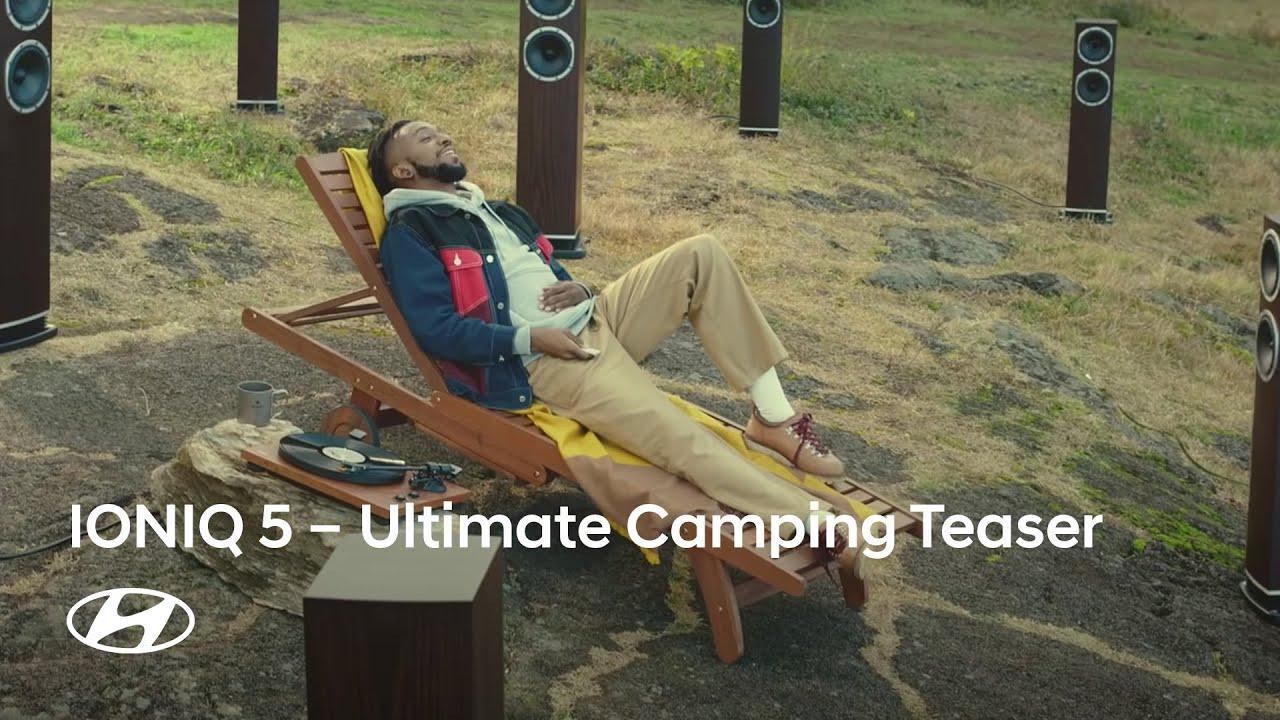 Download Hyundai IONIQ 5 Ultimate Camping   Teaser 2 – Sound