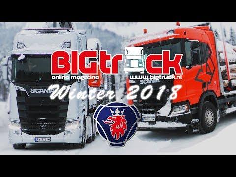 Scania Winter 2018