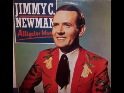 Jimmy C. Newman -- D.J. For A Day