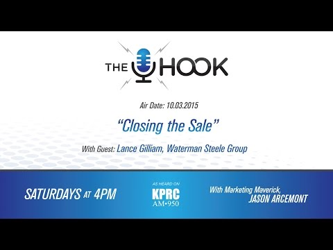 The Hook: 10.03.15 - Closing the Sale