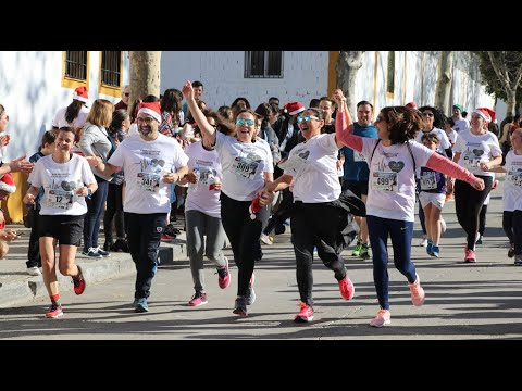 VÍDEO: I Carrera San Silvestre Solidaria de Lucena (Segunda parte)