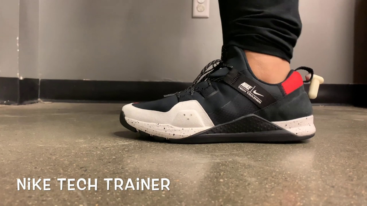 The Nike Tech Trainer is a great GYM
