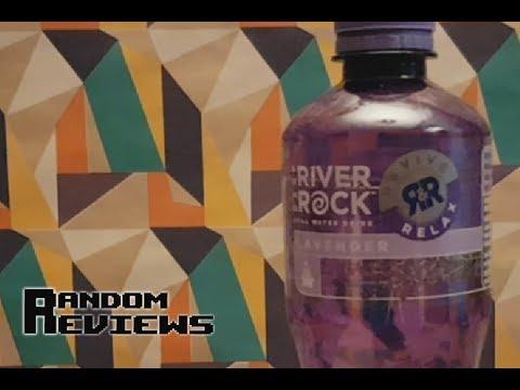 Deep River Rock Still Water Drink Lavender - Random Reviews