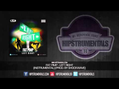 Fat Pimp - Left Right [Instrumental] (Prod. By Shockwave) + DOWNLOAD LINK
