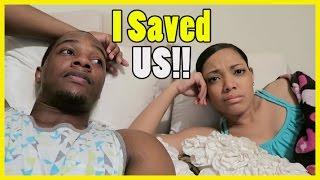 I Saved Us!!