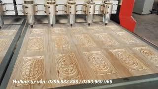 Địa chỉ bán máy chạm khắc gỗ cnc giá rẻ tại Huế
