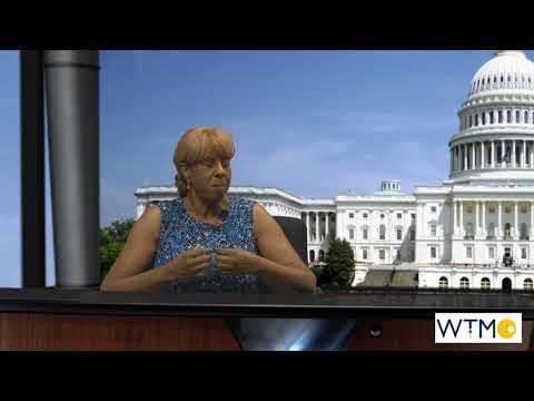 WTMO Broadcast Cathy Santos