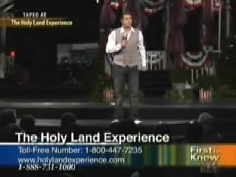 """Pastor Jonathan Miller TBN-HLE """"Too Late to Let Go"""" part 1/3"""