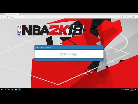 NBA 2k18 Download PC  Full Version Game - Torrent [ Link]