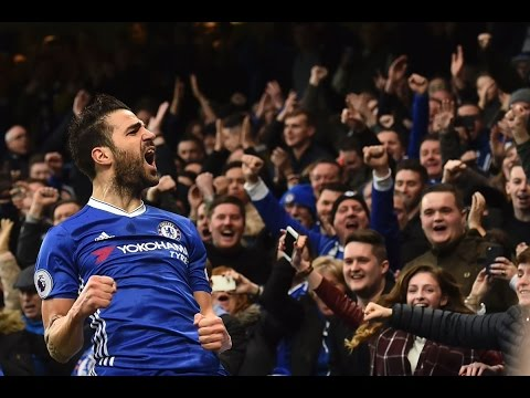 Fabregas Scores Landmark Goal In 3-1 Chelsea Win | The Last 5
