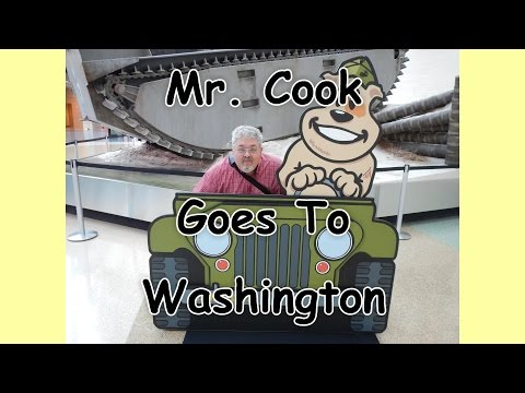 Mr. Cook Goes to Washington - Smithsonian National Air and Space Museum