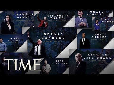 'I Am A Candidate': The 2020 Race Begins | TIME