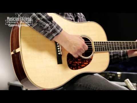 Larrivee SD60RWI All Solid Wood Acoustic Guitar