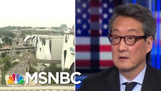 Singapore Summit A Big Moment For President Trump, Huge For Kim Jong Un | Rachel Maddow | MSNBC