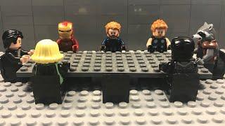 Lego Avengers Meeting 2