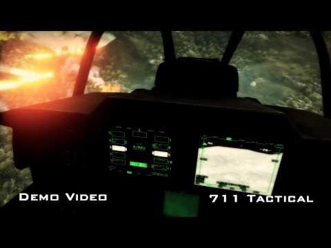 Battlefield 3 - Aircraft Montage Demo