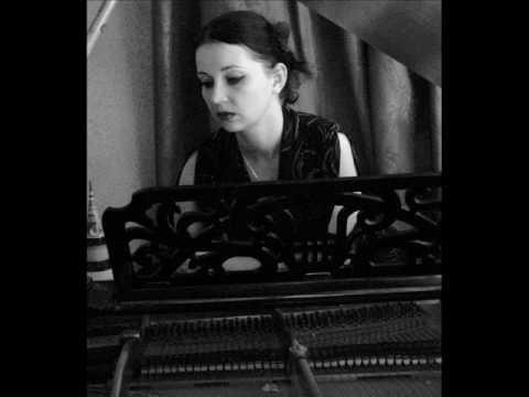 J. BRAHMS - INTERMEZZO Op. 117 n. 1 - Pianista Olga Bordas