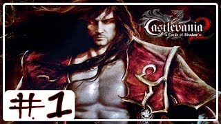 Castlevania : Lord of Shadow 2 Legendado PT BR Parte 1 [ Detonado ]