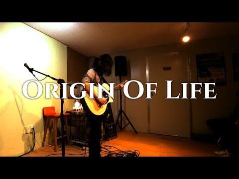 Origin Of Life - ziuk 지욱 live@ Guitar Study in Busan 20180428