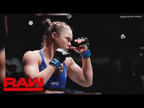 A special look at Ronda Rousey: Raw, Feb. 19, 2018