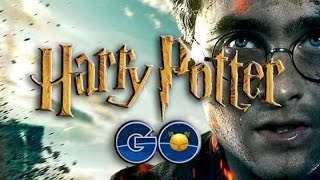 Harry Potter GO | (coming 2017) + gameplay|