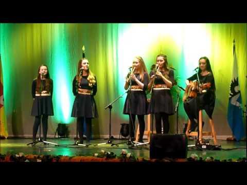 Donaghmore Ballad Group - Scór na nÓg All-Ireland final 2016