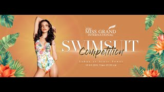 Miss Grand International 2020 Swimsuit Competition